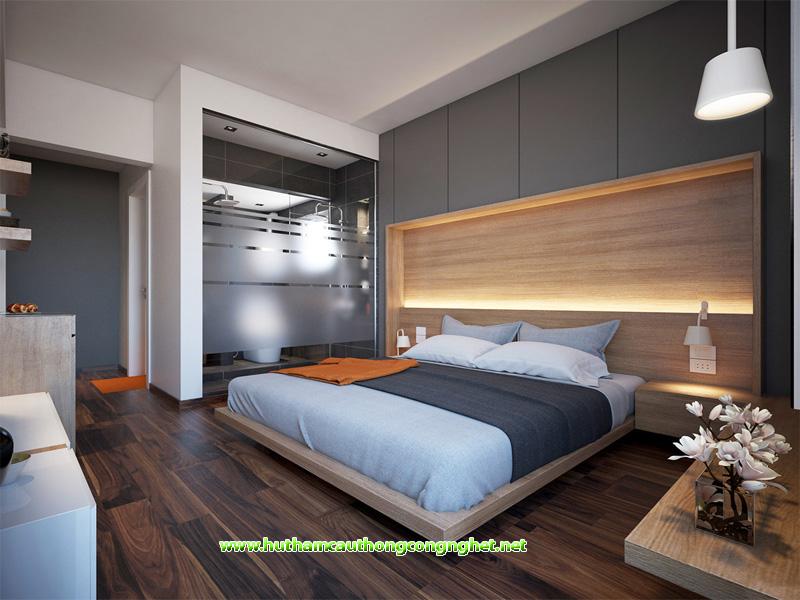 Có nên đặt bể phốt dưới phòng ngủ hay không?