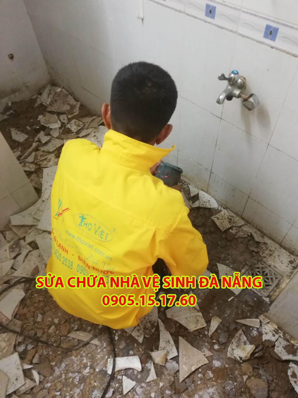 Dịch vụ sửa chữa nhà vệ sinh