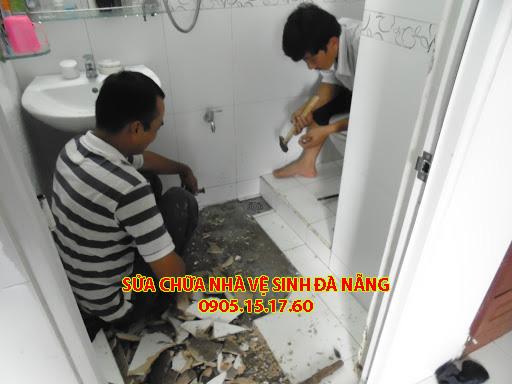 Sửa chữa nhà vệ sinh Đà Nẵng