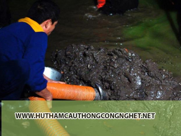 Vận chuyển bùn tại Đà Nẵng