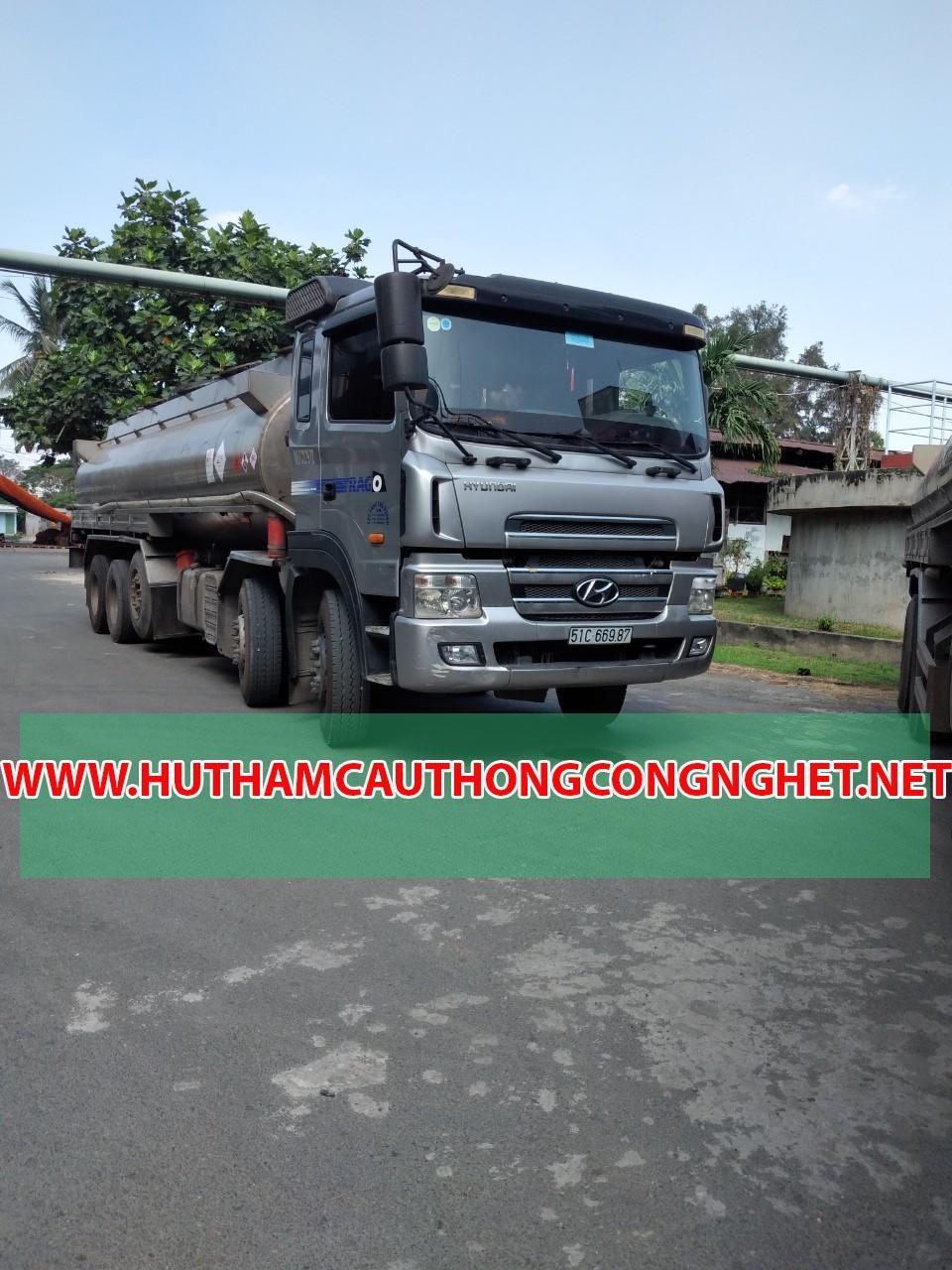 Vận chuyển bùn thải Đà Nẵng