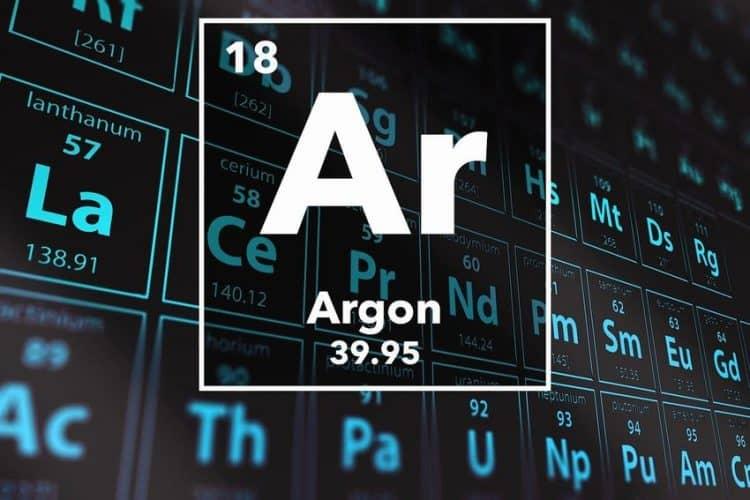 Khí Argon là gì