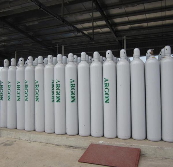 Khí Argon ứng dụng rất nhiều trong công nghiệp