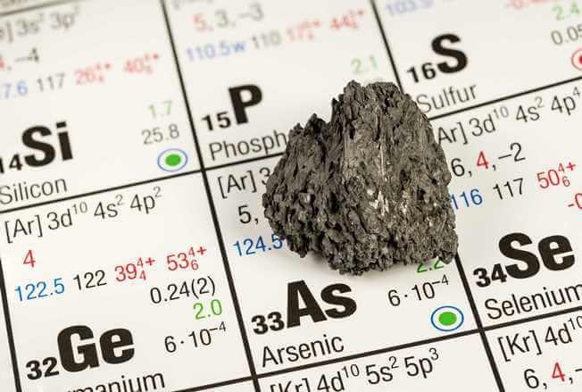 Asen hay arsenic là gì