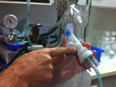 Hỗn hợp khí Heli và Oxy được ứng dụng trong y tế