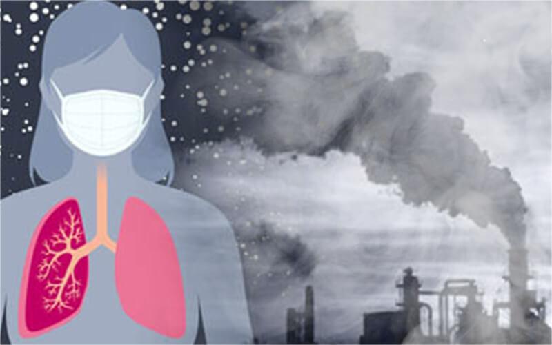 Hậu quả ô nhiễm không khí đối với sức khỏe con người