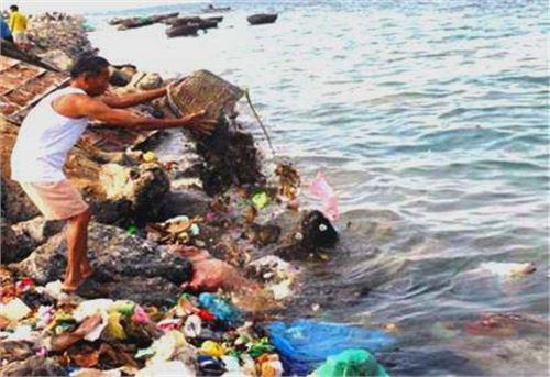 Ô nhiễm môi trường bieernn ngày càng trầm trọng