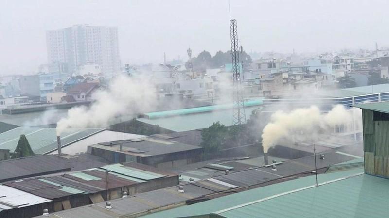Thực trạng ô nhiễm môi trường ngày càng trầm trọng hiện nay