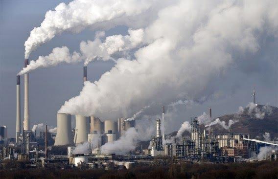 ô nhiễm môi trườnglà gì?