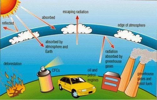 Tầng ozon là gì