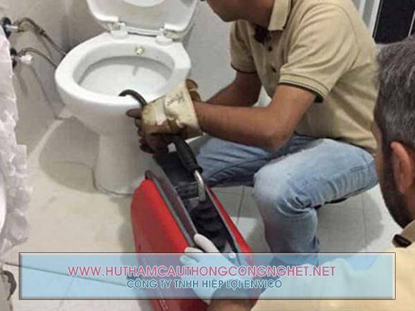 Thông tắc nhà vệ sinh Quảng Nam